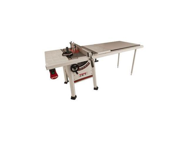 708493K 1-3/4 HP 10 in. Single Phase Left Tilt ProShop Table Saw w/ 52 in. ProShop Fence and Riving Knife