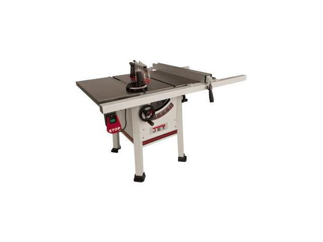 708494K 1-3/4 HP 10 in. Single Phase Left Tilt ProShop Table Saw w/ 30 in. ProShop Fence and Riving Knife