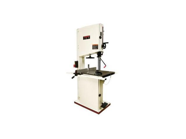708755B JWBS-20QT-5, 20 in. Band Saw with Quick Tension, 5HP, 1Ph