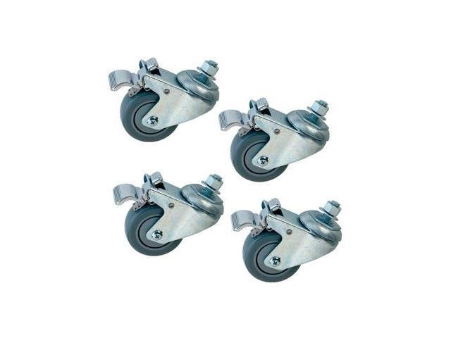 98-0130 Set of Four Casters for 16-32 Series Drum Sanders