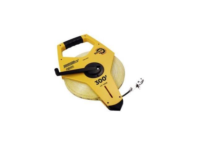 1809-0300 300-ft Geared Open Reel Fiberglass Tape Measure