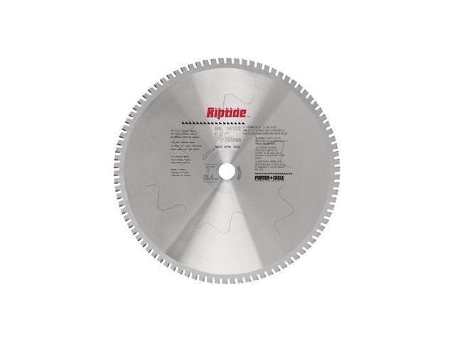 14104 14 in. 80-tooth RiptideDry Cut Metal Saw Blade