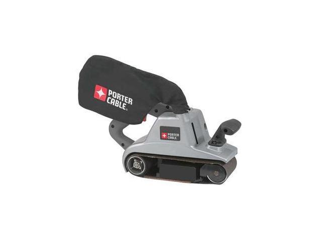362V 4 in. x 24 in. Variable-Speed Sander with Dust Bag