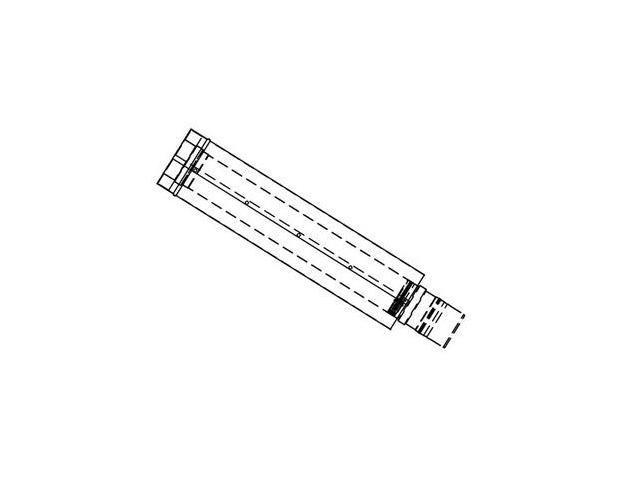 RTG20151E-1 Adjustable Vent Length