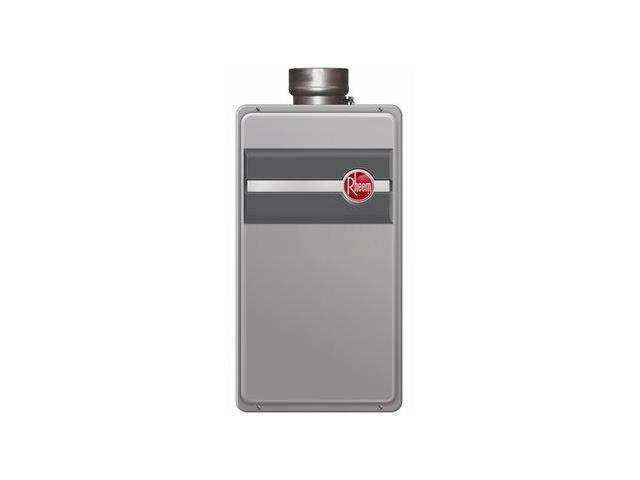 RTGH-95DVLP Prestige Indoor Direct Vent Low Nox Liquid Propane Condensing Tankless Water Heater for 3 Bathroom Homes