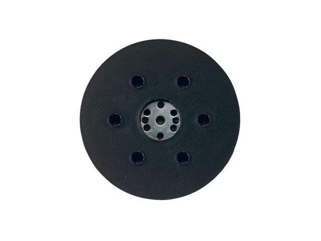 RS6046 6 in. 6-Hole Hard Backing Pad