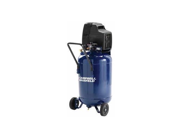 HU502000AV 1.3 HP 20 Gallon Oil-Free Wheeled Vertical Air Compressor