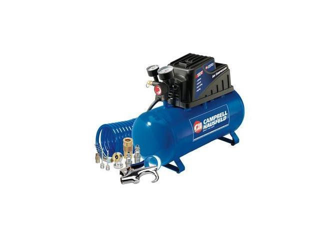 FP209499AV 3 Gallon Inflation and Fastening Compressor with Accessory Kit