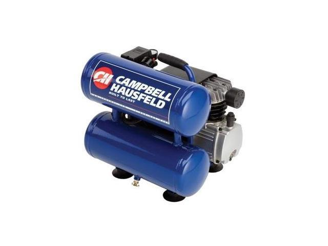 HL5402 1.3 HP 4 Gallon Oil-Lube Twin Stack Air Compressor