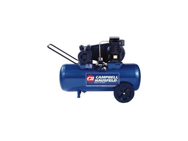 VT6233 2.0 HP 26 Gallon Oil-Lube Wheeled Horizontal Air Compressor