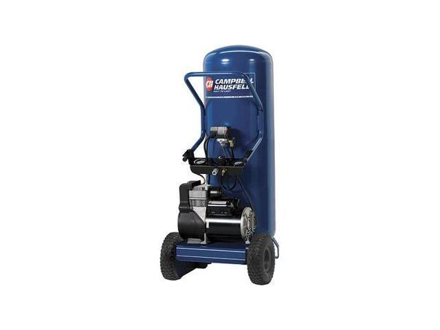 WL8027 1.8 HP 26 Gallon Oil-Free Wheeled Low-Rider Air Compressor