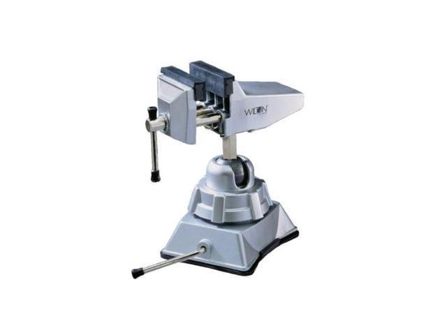 63500 3VB, Vacuum Base Vise, 2-1/4 in. Jaw Width, 2-1/2 in. Jaw Opening