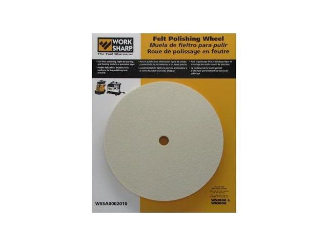 WSSA0002010 Felt Polishing Kit For WS2000 and WS3000