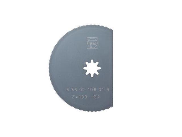 63502106015 MultiMaster 3-1/8 in. High Speed Steel Segment Saw Blade