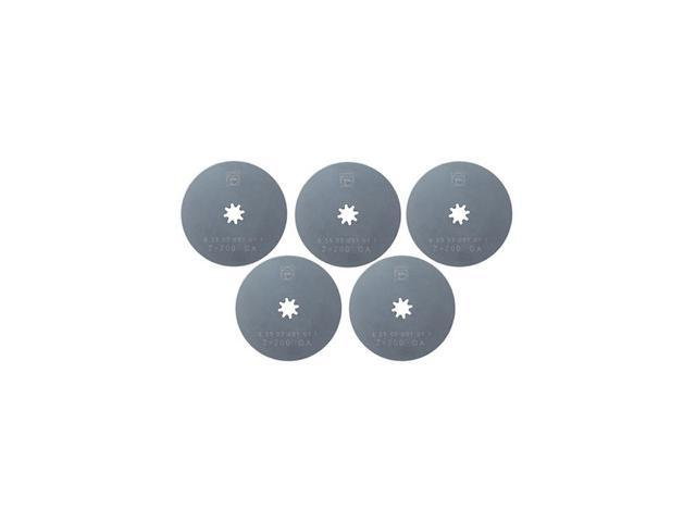 63502097050 MultiMaster 3-1/8 in. High Speed Steel Circular Saw Blade (5-Pack)