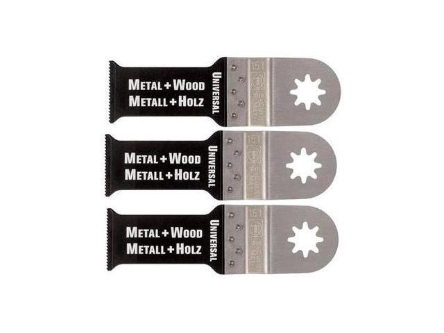 63502151020 MultiMaster 1-1/8 in. Universal E-Cut Blade (3-Pack)
