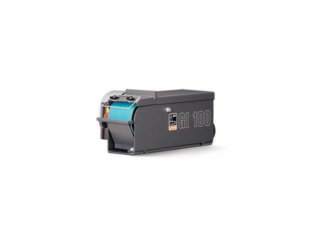 GI 100 2V 4 in. x 39-3/8 in. GRIT GI Belt Grinder, 230V