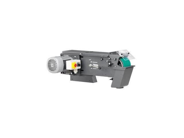 GI 150 2H 6 in. x 79 in. GRIT GI 2-Speed Belt Grinder, 440V