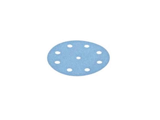 496978 6 in. P100-Grit Granat Abrasive Sheet (100-Pack)