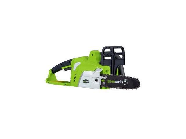 20602 20V Cordless Lithium-Ion 10 in. Chainsaw (Bare Tool)