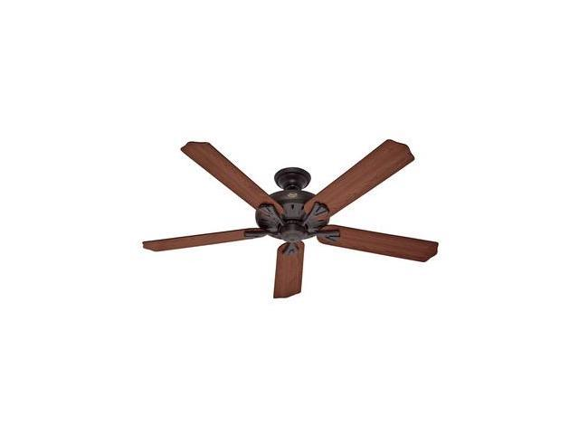 H23688 The Royal Oak 60 in. New Bronze Ceiling Fan