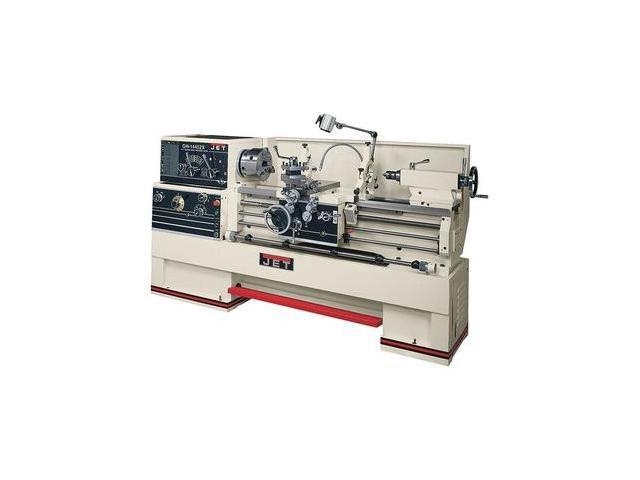 321134 GH-1440W-1 Lathe with NEWALL DP700 DRO