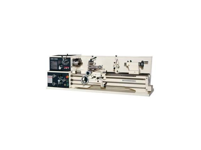 321357A GHB-1340A, 13 in. x 40 in. 2 HP 1-Phase Geared Head Bench Lathe