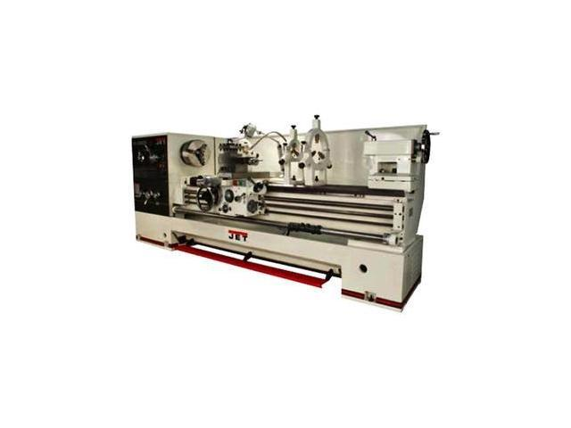 321890 26 in. x 120 in. Geared Head Engine Lathe with 4-1/8 in. Spindle Bore