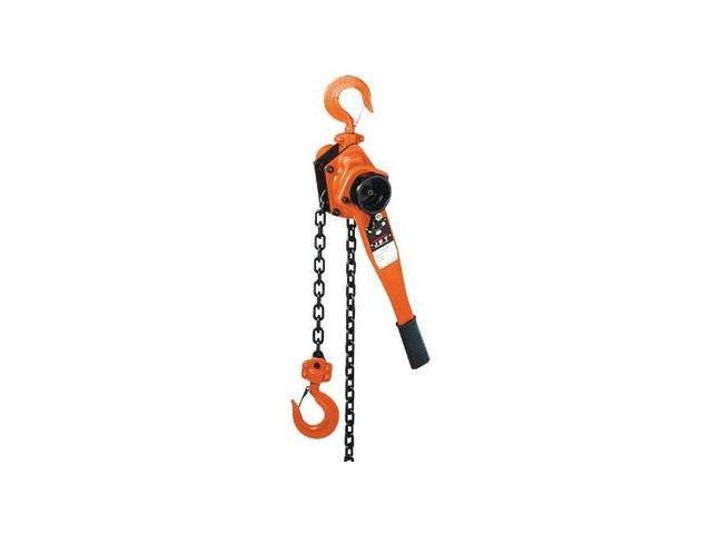 330100 3.2 Ton Lever Hoist with 10 ft. Lift and Overload Protection
