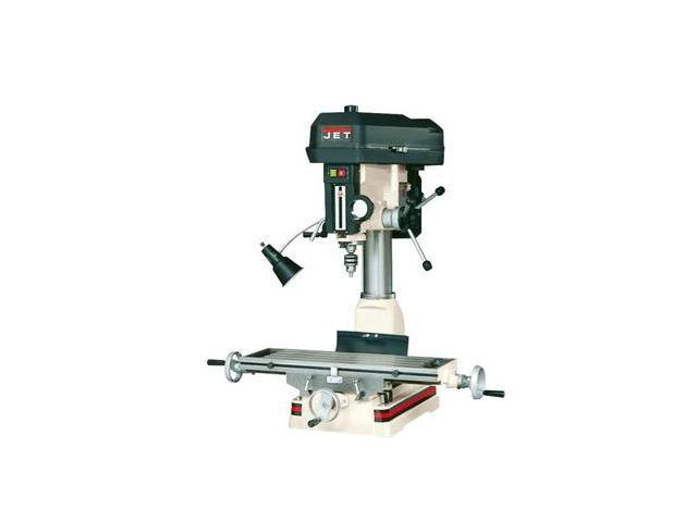 350017 1 HP 1-Phase R-8 Taper Milling/Drilling Machine