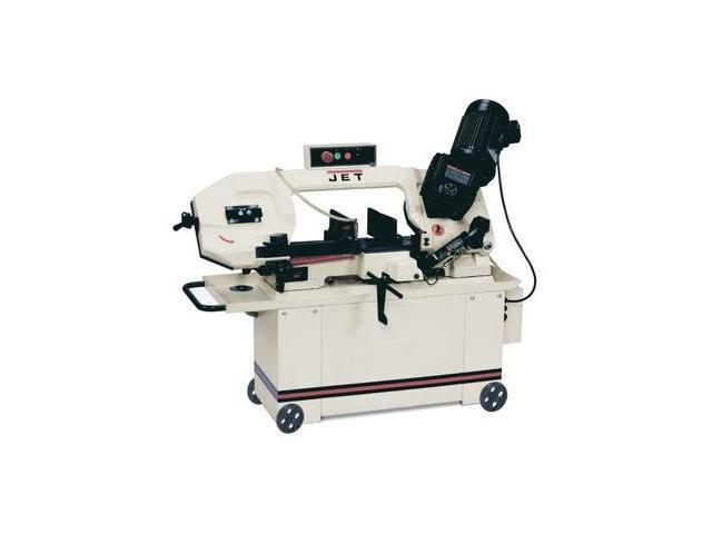 414466 HBS-814GH, 8 in. x 14 in. 1 HP 1-Phase Geared Head Horizontal Band Saw