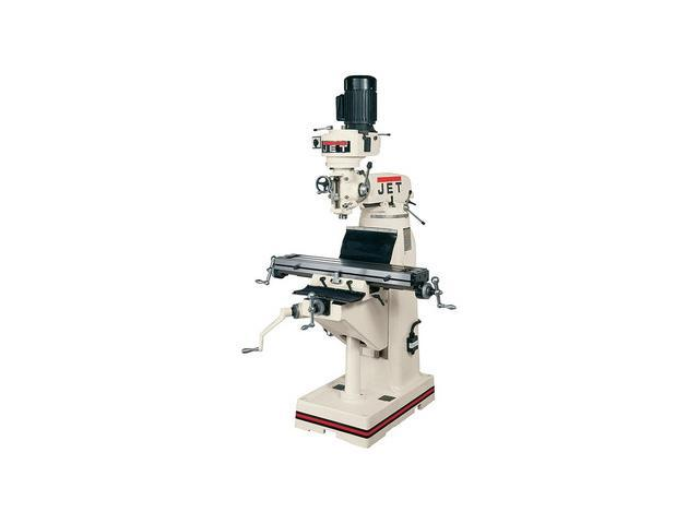 691176 Mill with NEWALL DP700 3-Axis Quill DRO