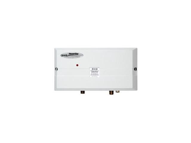 PowerStar Point-of-Use Electric Tankless Water Heater - AE7.2 White