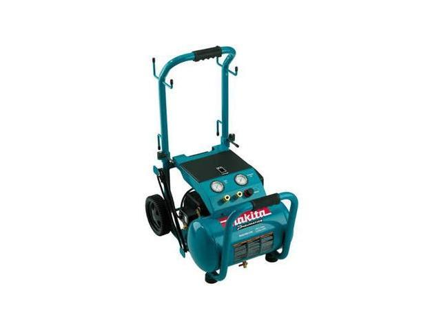 Portable Electric Oil-Lubricated Air Compressor, Makita, MAC5200