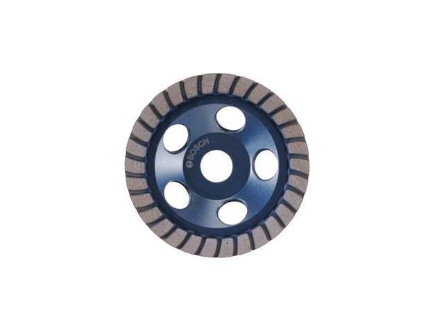 DC530 5 in. Turbo Row Diamond Cup Wheel