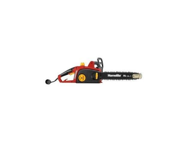 ZR43100 9.0 Amp 14 in. Electric Chain Saw