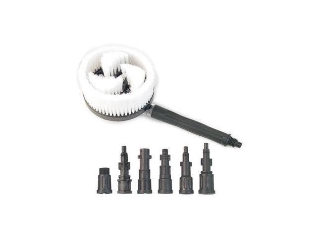 80000 Rotary Brush for Pressure Washers up to 1,800 PSI
