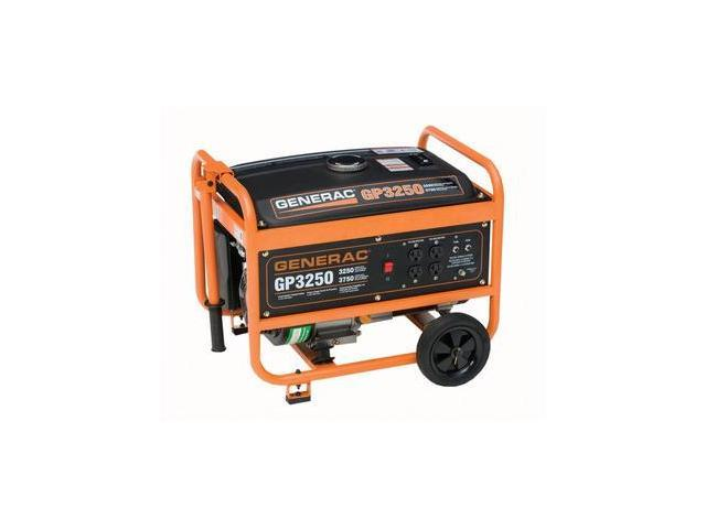 5789 GP3250 GP Series 3250 Watt Portable Generator CARB Compliant