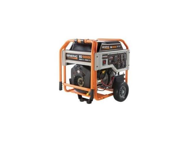 5802 XG10000E XG Series 10000 Watt Electric Start Portable Generator