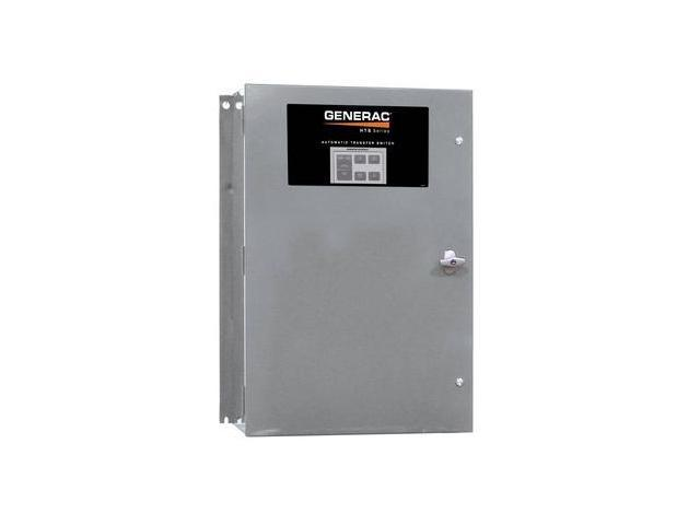 HTSN400K3 400 Amp 277/480 3-Phase HTS Transfer Switch for 70 - 150 kW Generators