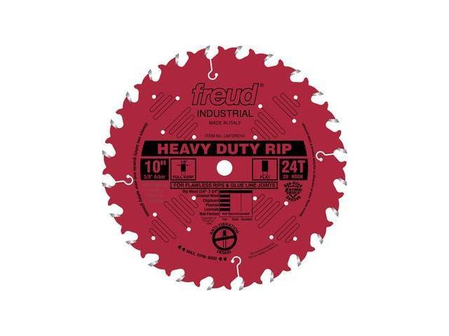 LM72R010 10 in. 24 Tooth Heavy-Duty Rip Saw Blade