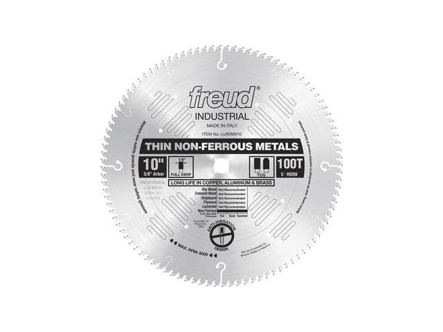 LU90M010 10 in. 100 Tooth Thin Non-Ferrous Metal Saw Blade