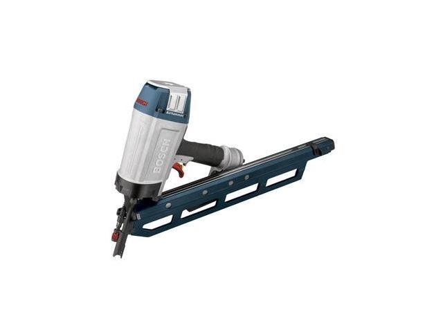 Factory-Reconditioned SN350-34C-RT 34 Degree 3-1/2 in. Clipped Head Framing Strip Nailer