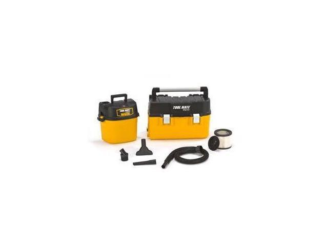 3880200 2.5 Gallon 2.5 Peak HP Tool Mate Wet/Dry Vacuum