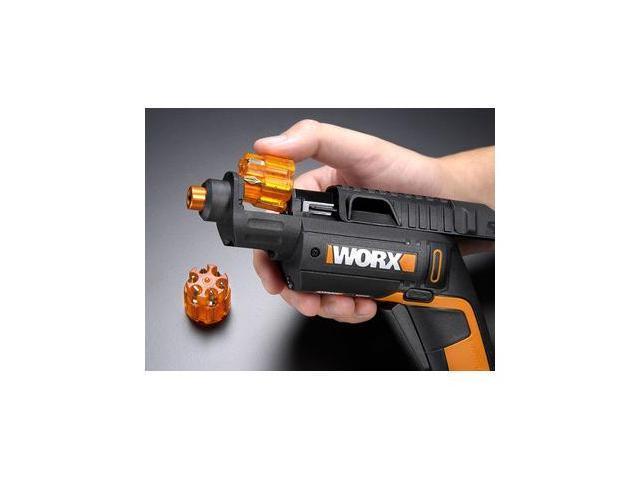 WX254L 4V Cordless Lithium-Ion SD Semi-Automatic Drill Driver