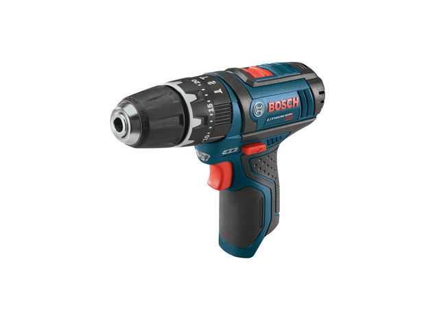 PS130BN 12V Max Lithium-Ion 3/8 in. Hammer Drill Driver (Bare Tool) with Exact-Fit Tool Insert Tray