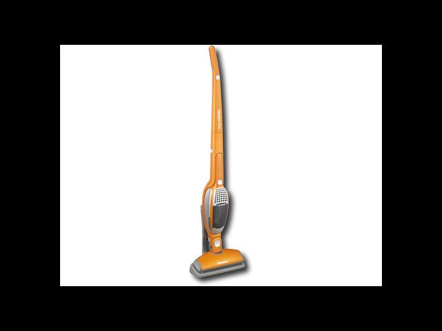 Factory-Reconditioned EL1014A-R Ergorapido Bagless 2-in-1 Stick/Hand Vacuum (Tangerine)