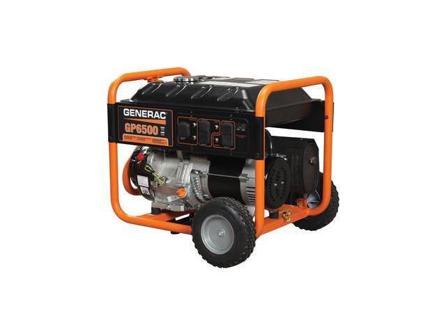 5946 GP6500 GP Series 6,500 Watt Portable Generator (CARB)