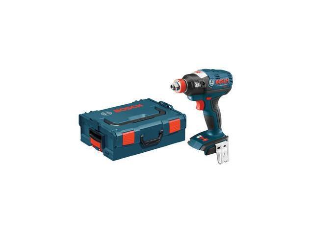 IDH182BL 18V Cordless Lithium-Ion Brushless Socket Ready Impact Driver (Bare Tool) with L-BOXX 2 Case & ExactFit Insert Tray