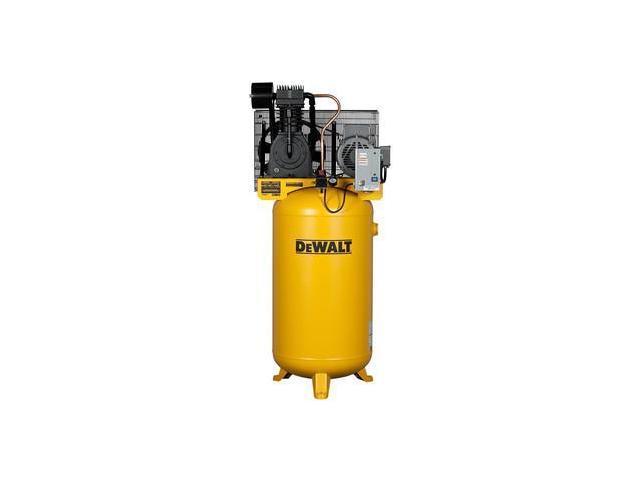 Dewalt Dxcmv7518075 7 5 Hp 80 Gallon Baldor Two Stage Oil